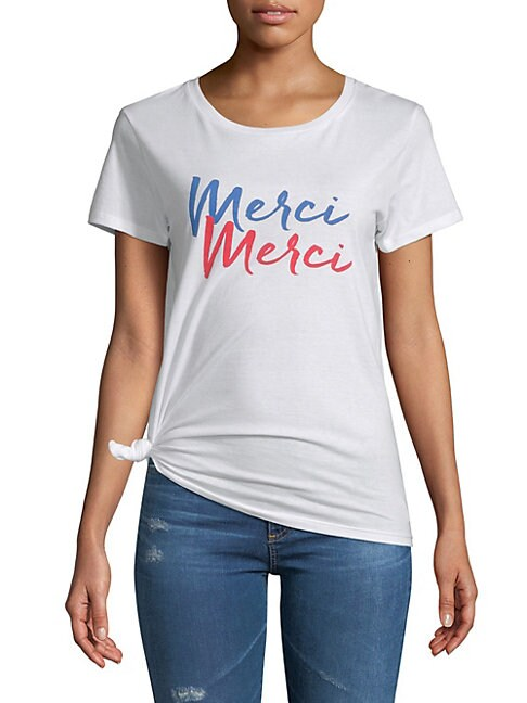 Cotton Merci Tee