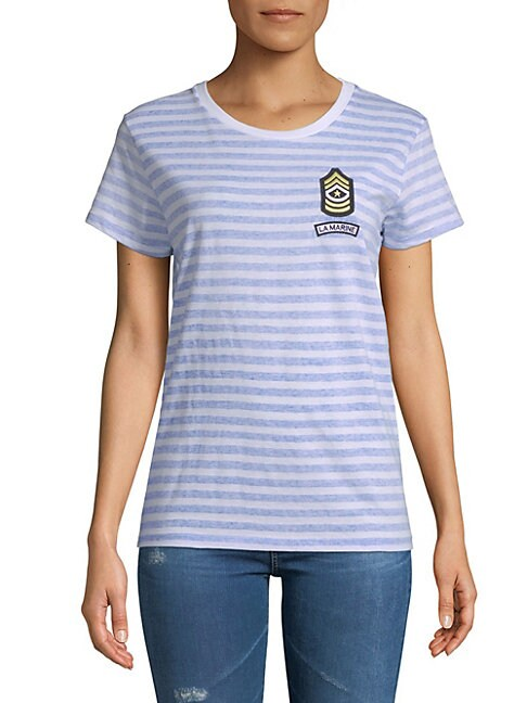 Cotton Nautical Tee