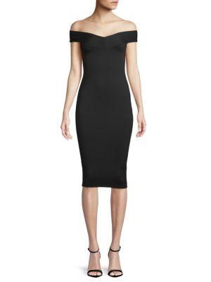 RACHEL PALLY Sammie Bodycon Dress in Black