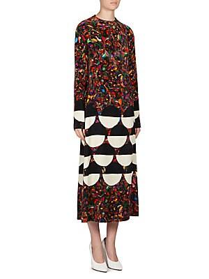 Cashmere Velvet Dress