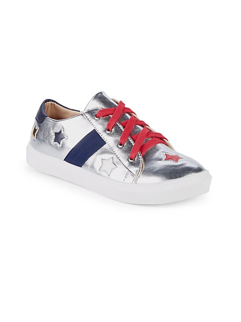 Baby Girl's, Little Girl's & Girl's Dees Star Lace Sneakers