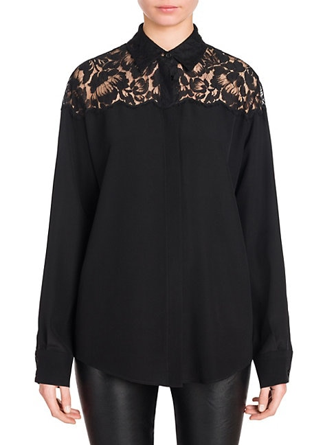 Frederica Lace Top