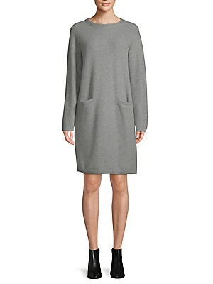 Bering Cashmere Sweater Dress