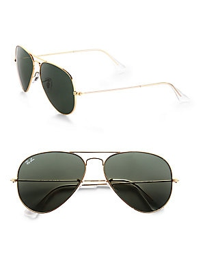 58MM Original Aviator Sunglasses
