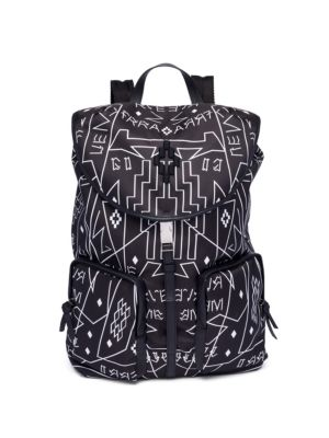 Marcelo Burlon County Of Milan Salomon Printed Backpack