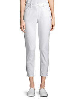 J Brand - Classic Cropped Jeans