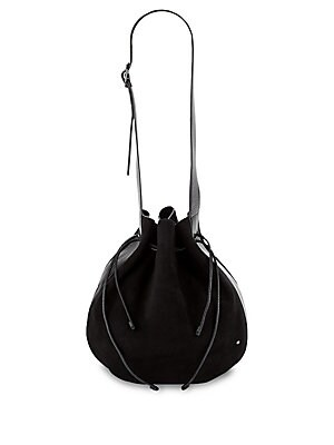 22c244e13b Halston Heritage - Leather   Suede Bucket Bag - saksoff5th.com