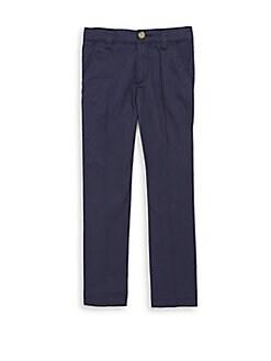 Lacoste - Little Boy's & Boy's Plain Cotton Trousers
