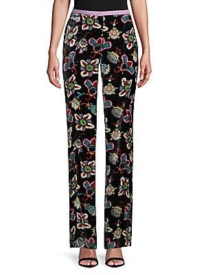 Pop Flower Pants