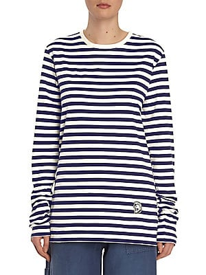 Jersey Striped Tee