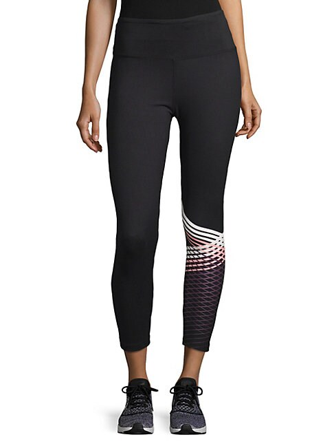 BALANCE COLLECTION | Kendall Mid-Calf Leggings | Goxip