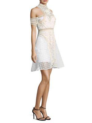 Thurley Blossom Mini Dress