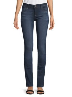 Dl1961 Grace High-Rise Straight Jeans
