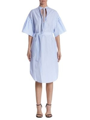 Tome Peasant Cotton Dress