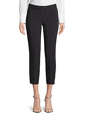 Genepi Cropped Pants by Max Mara