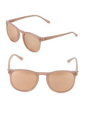 e2c192ff79d Linda Farrow - 59MM Aviator Sunglasses - saksoff5th.com