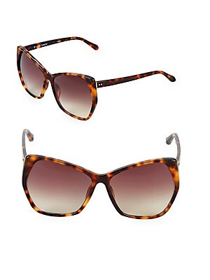 61MM Oversized Sunglasses