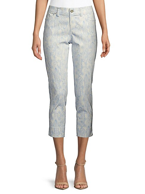 Robert Graham CLAIRE CROPPED PANTS