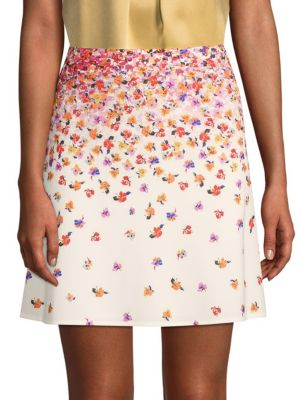 Robert Graham Rachael Floral Skirt