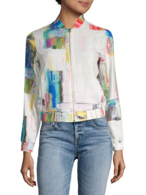 Robert Graham Audrey Bomber Jacket