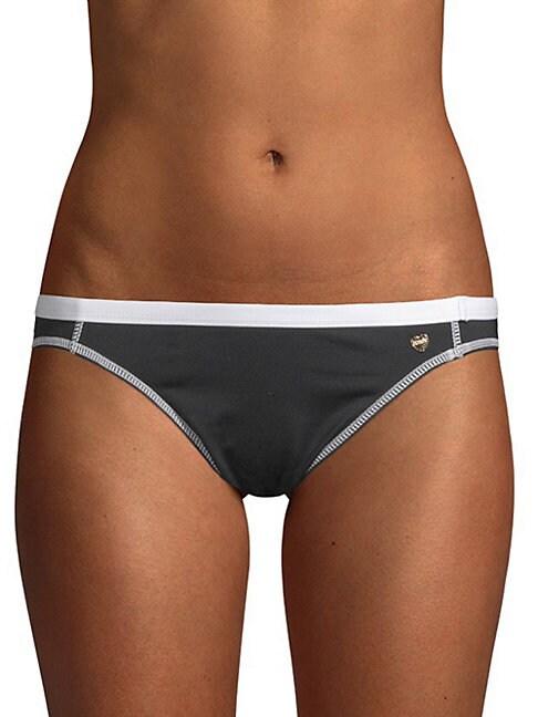 Juicy Couture Logo Bikini Bottom