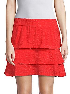 Zinnia Mini Skirt