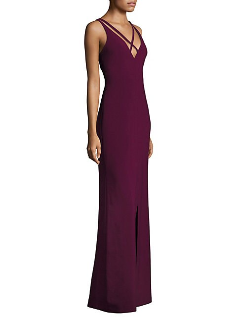 Leslie Strappy Gown