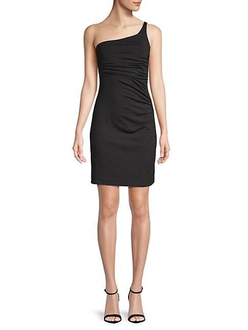 One-Shoulder Dress Bodycon Dress
