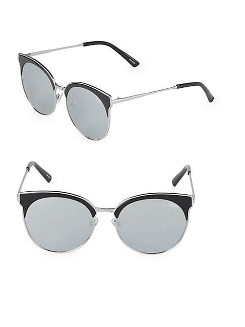 Mia Bella 57MM Clubmaster Sunglasses