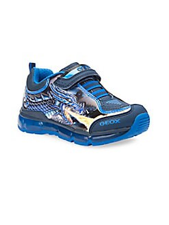Geox - Baby Boy's, Little Boy's & Boy's Android Mesh Sneakers