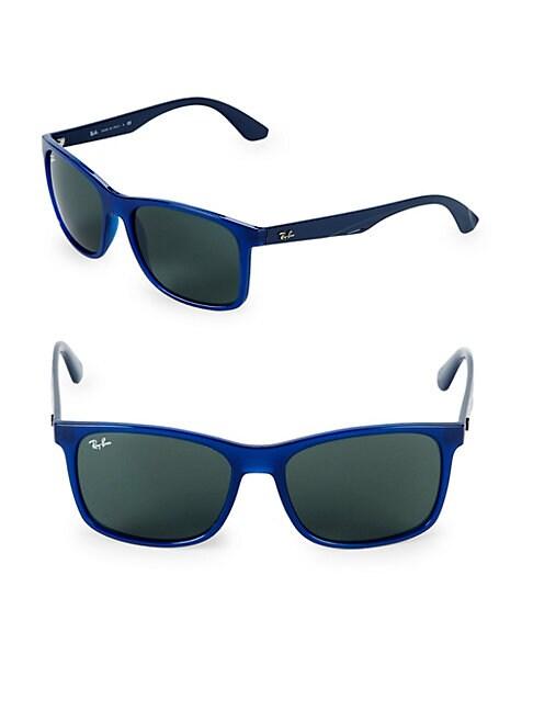 57MM Square Aviator Sunglasses