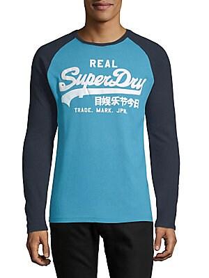 Maritime Raglan Shirt