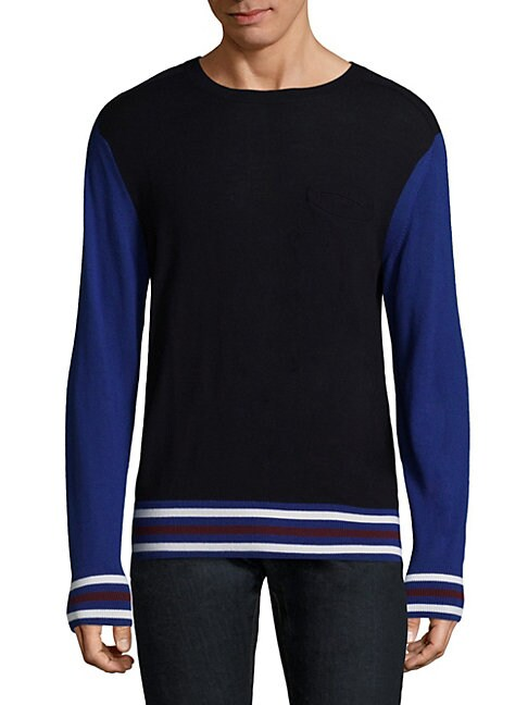Rou Sky Wool Sweater