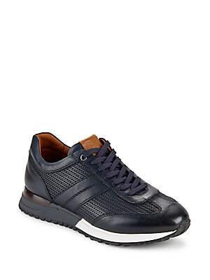 Ikaro Leather Sneakers
