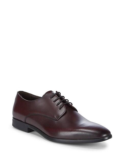 Seneca Leather Derbys