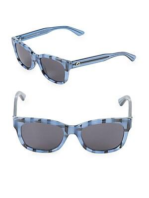 a62af58fbf7 Gucci - 53MM Oval Sunglasses - saksoff5th.com