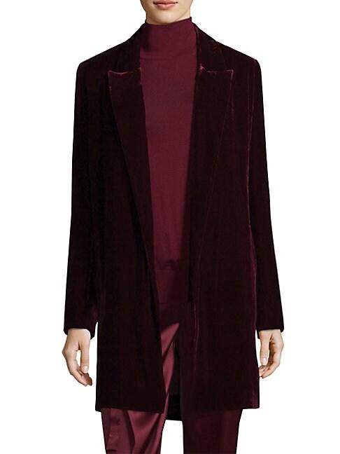 Naveah Velvet Jacket