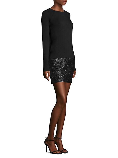 Sedgwick Sequined Dress