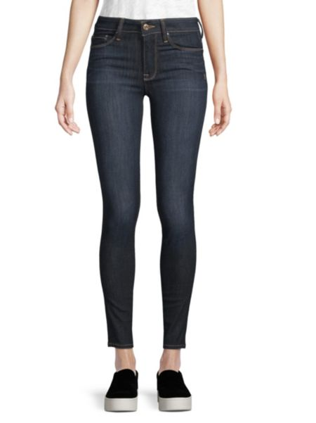 Naomi High Waist Ankle Jeans by Genetic Denim