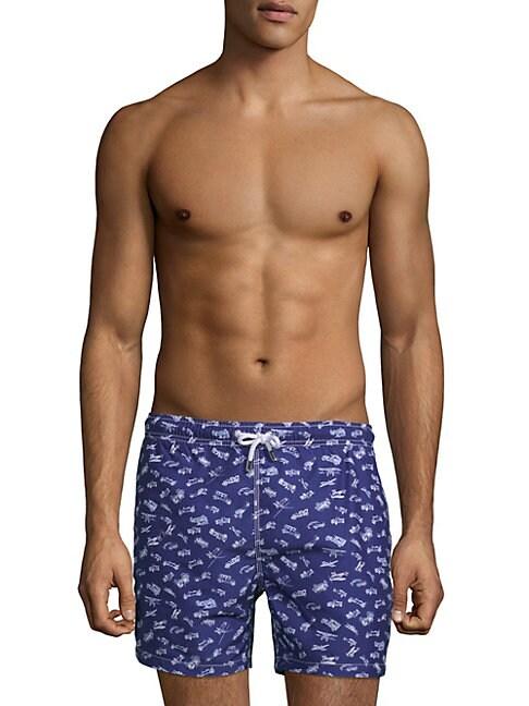 Graphic Swim Shorts