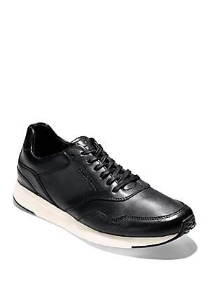 Grandpro Leather Runner Sneakers
