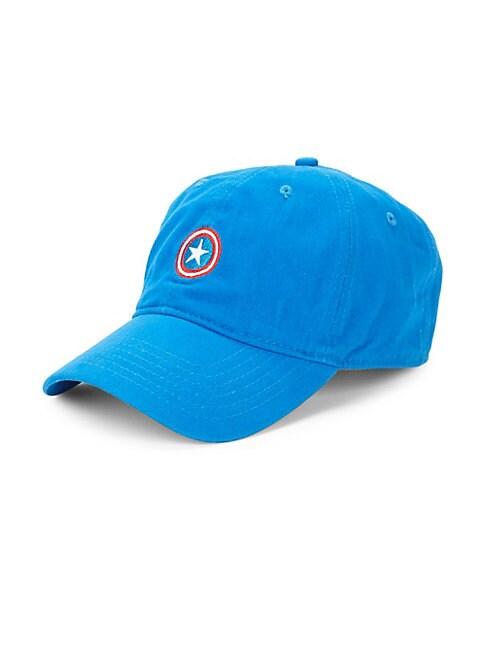 Captain America Dad Cotton Baseball Cap