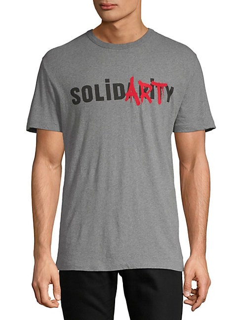 Cotton Solidarity Tee