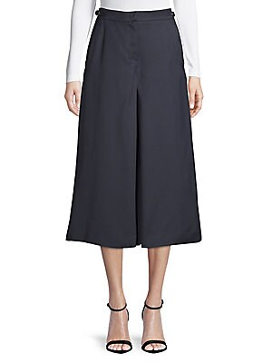 Eleanor Wide-Leg Riding Pants