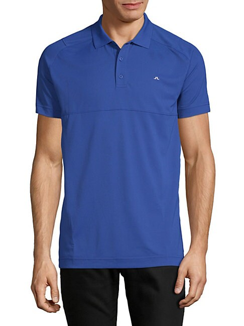 Casual Short-Sleeve Polo