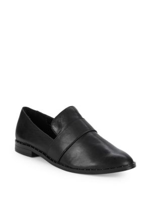 Dolce Vita Carlite Studded Leather Loafers