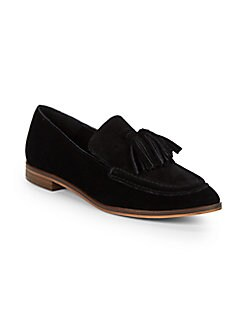 b75f8a3ef92 Dolce Vita. Double Tassel Suede Loafers