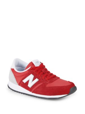 New Balance  PADDED LOW-TOP SNEAKERS