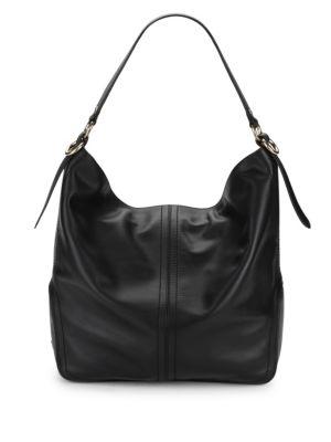 Cole Haan Julianne Leather Hobo Bag