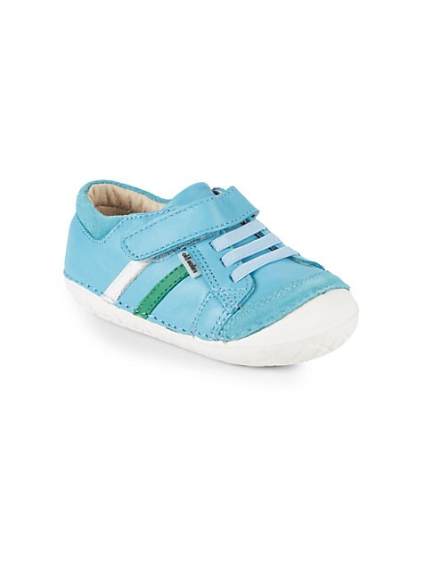 Baby Boy's & Little Boy's Denzle Leather Sneakers